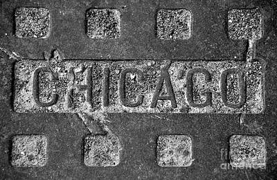 Chicago Print by Jeff Lewis