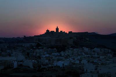 Architektur Photograph - Cittadella - Gozo by Joana Kruse