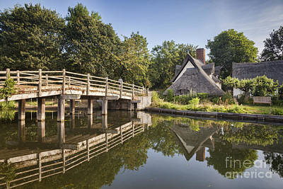 Vale Photograph - Constable Country by Colin and Linda McKie