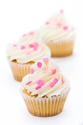 Cupcakes Print by Ruth Black