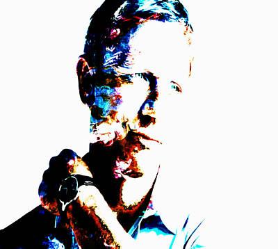 Daniel Craig 007 Print by Brian Reaves
