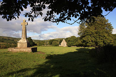 Dysert O Dea Celtic Cross Original by John Quinn