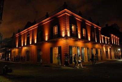 Eye4life Photograph - French Quarter by Alicia Morales