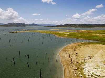 Canal Photograph - Gatun Lake, Panama Canal  by Dani Prints and Images