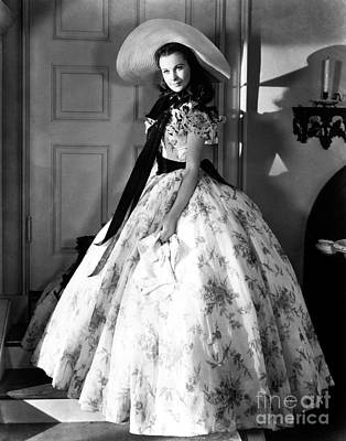 Wind Photograph - Gone With The Wind, 1939 by Granger