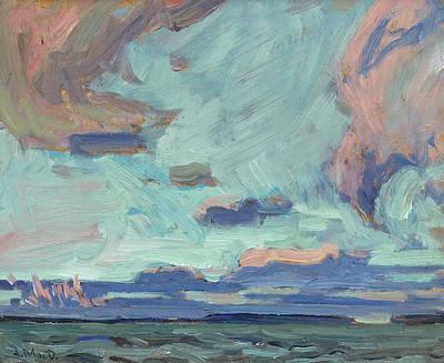 Painting - Lake Simcoe by James Edward Hervey MacDonald