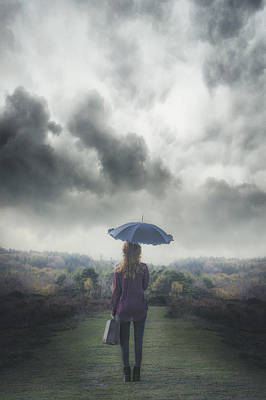 Sadness Photograph - Leaving by Joana Kruse