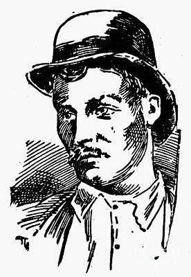 Mafia, 1891 Print by Granger