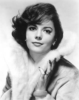 1960s Fashion Photograph - Natalie Wood, 1960s by Everett