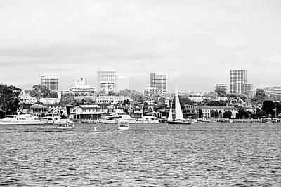 Photograph - Newport Harbor by Scott Pellegrin