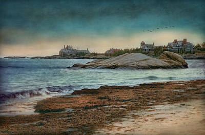 Newport State Of Mind Print by Robin-lee Vieira