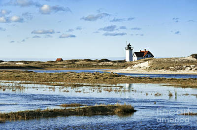 Race Point Lighthouse Print by John Greim
