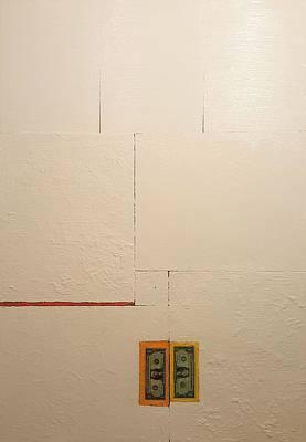 $2  Radoslaw Zipper  36x52  2016 Print by Radoslaw Zipper