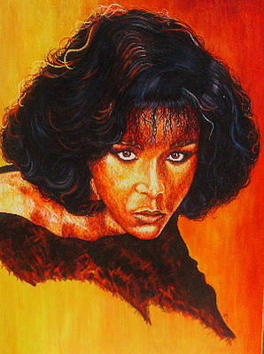 Painting - Remember Me by Shahid Muqaddim