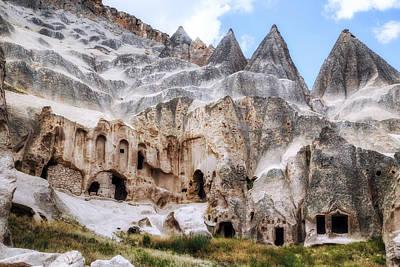 Cappadocia Photograph - Selime - Turkey by Joana Kruse