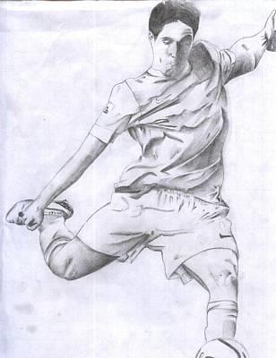 Soccer Original by Daniel Kabugu