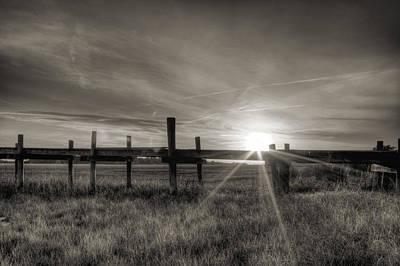 Sol Legare Sunset Original by Dustin K Ryan