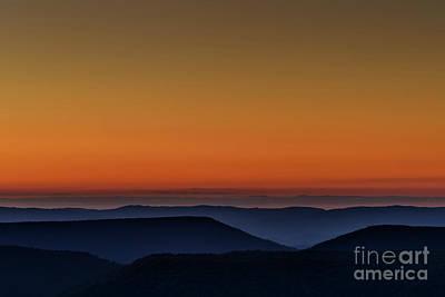 Summer Solstice Sunrise Print by Thomas R Fletcher