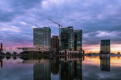 Waterview Photograph - Sunrise by Jim Archer