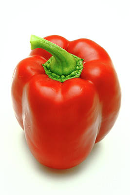 Bellpeppers Photograph - Sweet Pepper by Gaspar Avila