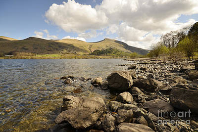 Thirlmere Print by Stephen Smith