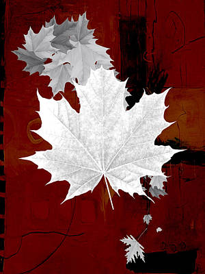 Tree Leaves Art Print by Marvin Blaine