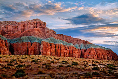Desert Southwest Photograph - Wild Horse Mesa by Utah Images