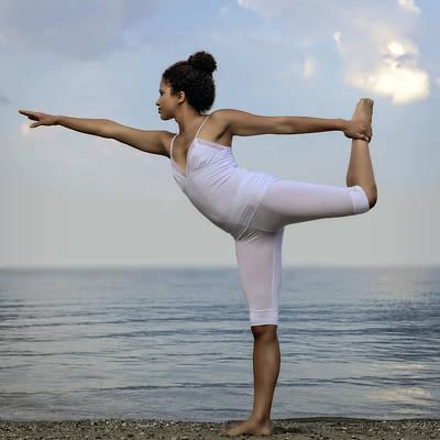 African-americans Photograph - Yoga by Joana Kruse