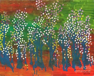 2015 The Magic Forest 07 Original by Danny S Y Lee