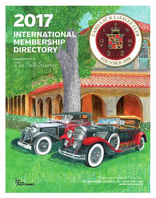 2017 International Cover Award Original by Jack Pumphrey
