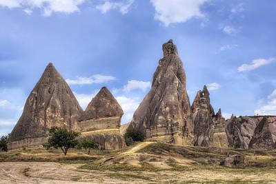 Cappadocia - Turkey Print by Joana Kruse