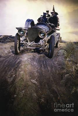 American Cars Print by Baron Wolman