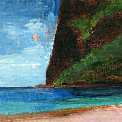 St Lucia Painting - Rcnpaintings.com by Chris N Rohrbach