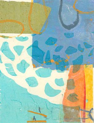 Fabric Mixed Media - Untitled by Alexandra Sheldon