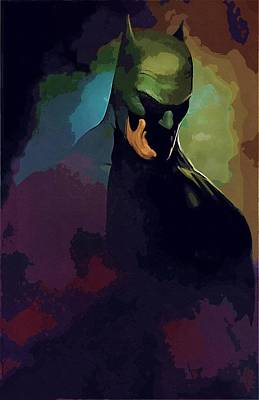 Batman Digital Art - Batman To Art by Egor Vysockiy