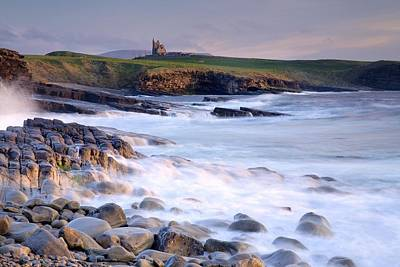 Classiebawn Castle, Mullaghmore, Co Print by Gareth McCormack