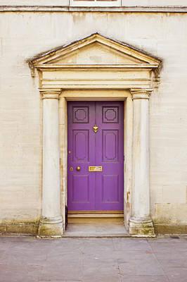Doorway Print by Tom Gowanlock