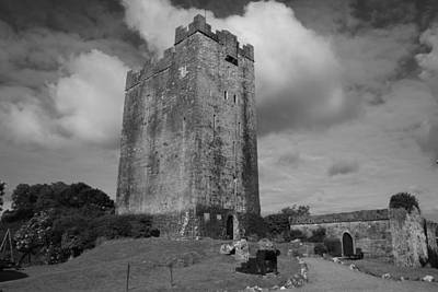 Castle Photograph - Dysert O Dea Castle by John Quinn