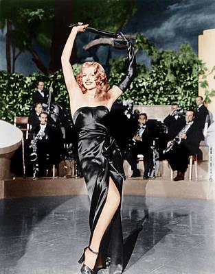 Gilda, Rita Hayworth, 1946 Print by Everett