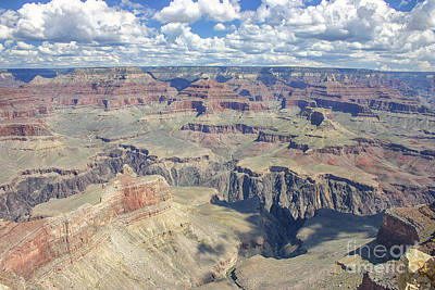 Grand Canyon Print by Patricia Hofmeester