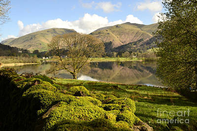 Lake District Photograph - Grasmere by Stephen Smith