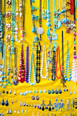 Amulet Photograph - Jewellery by Tom Gowanlock