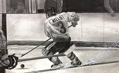 #3 Keller  Original by Gary Reising