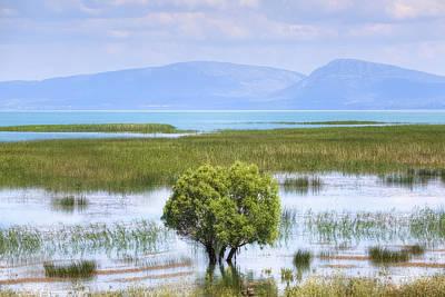 Lake Beysehir - Turkey Print by Joana Kruse