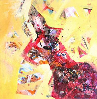 Painting - Mirage Harmony by Sanjay Punekar
