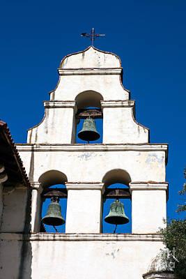 Mission San Juan Bautista Photograph - Mission San Juan Bautista by Jason O Watson