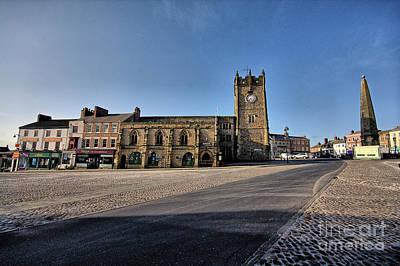 Trinity Photograph - Richmond, North Yorkshire by Stephen Smith
