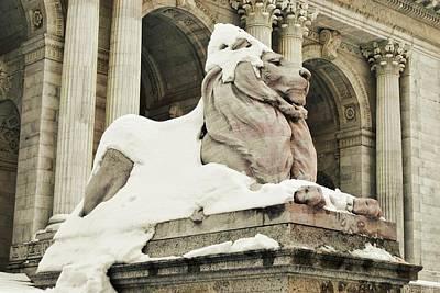 Winter Photograph - Snow Has Fallen by JAMART Photography
