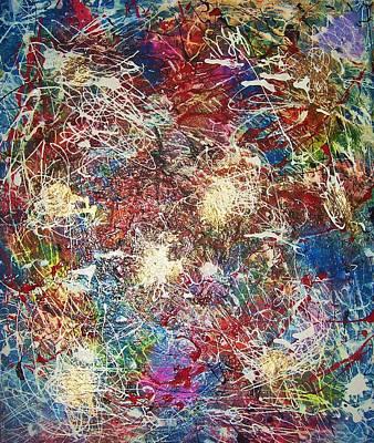 Etc. Mixed Media - Splash by HollyWood Creation By linda zanini