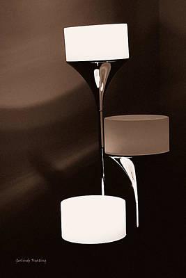 Black_white Photograph - Still Life by Gerlinde Keating - Galleria GK Keating Associates Inc